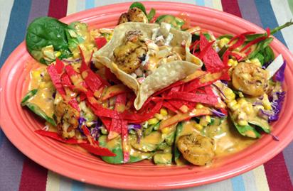 Figaro 39 s mexican resstaurant menu for Seashell fish chicken chicago il